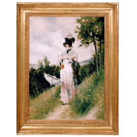 Riproduzione quadri e dipinti artigianali a Firenze, tele ad olio ...